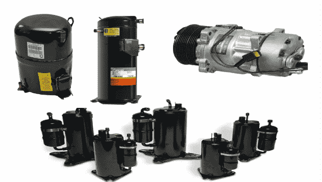 [ Five ] Types of Air Conditioner Compressor Structure