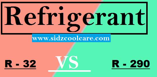 R32 vs R290 | Daikin Refrigerant R-32 – R-290 Refrigerant Service Training