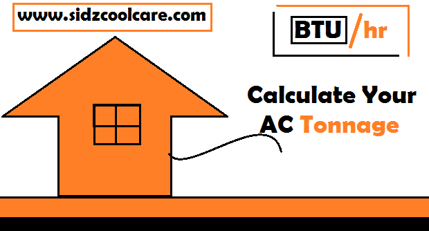 Measurement of Air Conditioner's BTU in the Room  