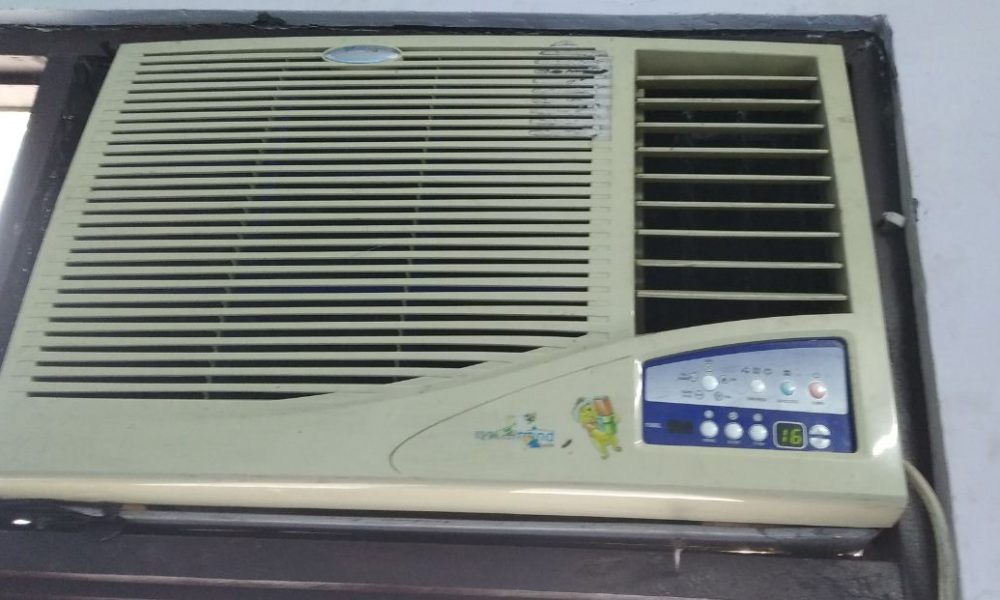 Window Air Conditioner Freon Refill | In Hindi |